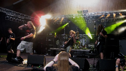 HACKNEYED - RROCKMANIA 2008