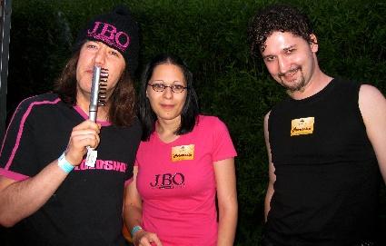 ROCK MANIA 2008 - J.B.O Fans